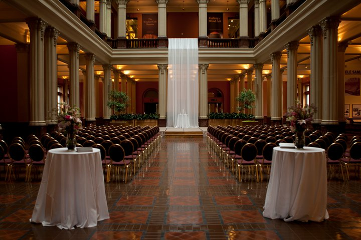 Kirsten And John S Wedding At Landmark Center