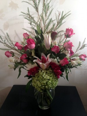Take care of your fresh arrangement
